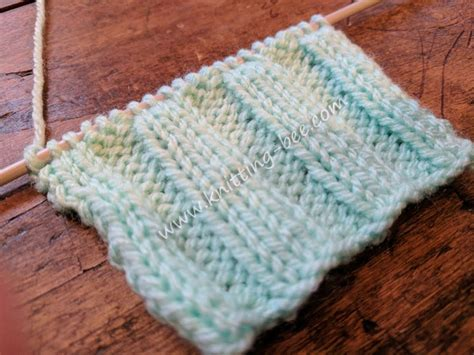pattern library knitting three basic rib stitch knitting patterns knitting bee