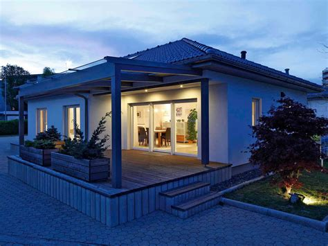 bau fertighaus bungalow family vii emotion vario bau fertighaus
