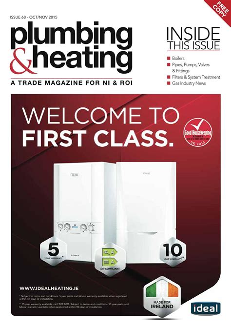 Plumbing Heating Magazine by Plumbing And Heating Magazine Issue68 By Mcavoy