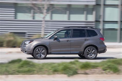 for subaru forester 2017 subaru forester 2 0xt touring test review