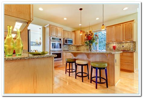 Kitchen Design Color Schemes by Working On Simple Kitchen Ideas For Simple Design Home
