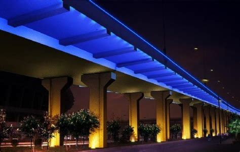 energy saving outdoor architectural lighting commercial