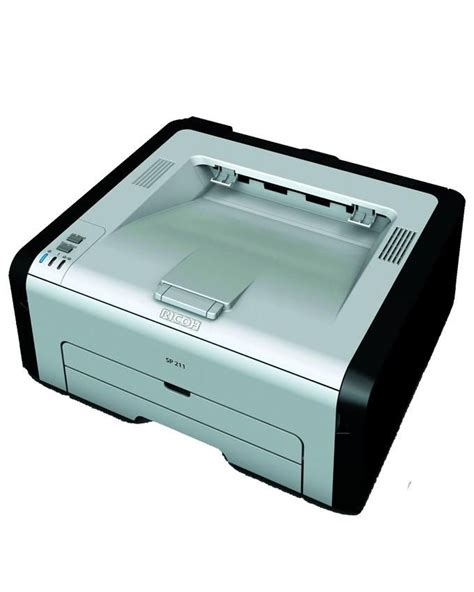Printer Laser Jet Ricoh buy ricoh sp210 laserjet 22 ppm monochrome printer white at best price in pakistan