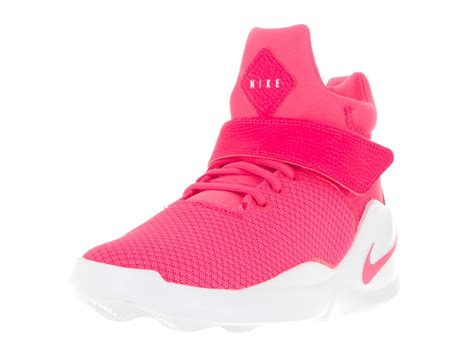 pink basketball shoes nike kwazi gs nike basketball shoes 849379