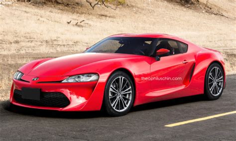 Toyota Supra 2018 Toyota Supra And Bmw Z4 Getting Ready For 2018 Launch