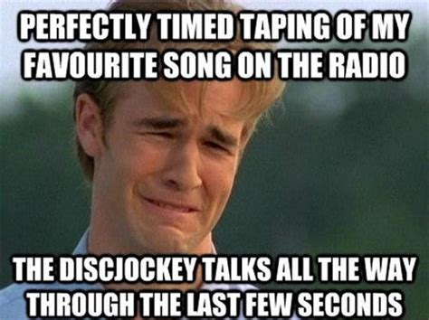 90s Music Meme - best of the 90s first world problems meme smosh