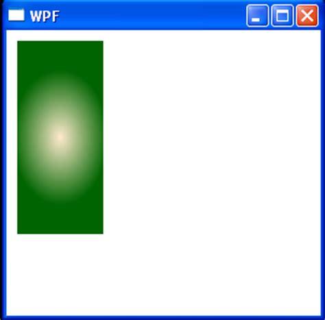 tutorial vb net wpf radialgradientbrush 171 windows presentation foundation 171 vb