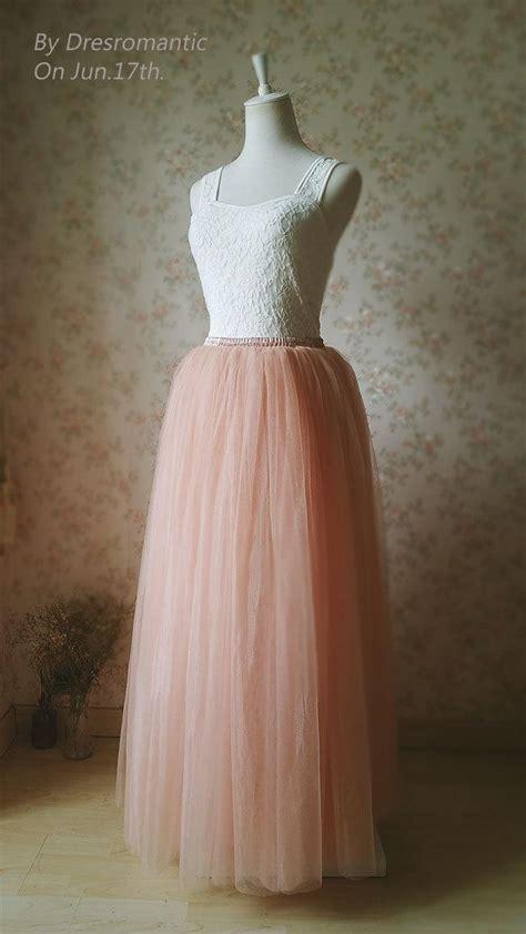 diy length tulle skirt 2016 blush tulle skirt floor length tulle skirt