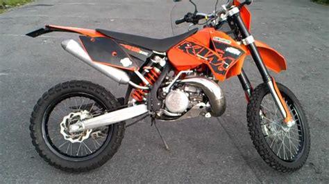 2006 Ktm 300 Exc 2006 Ktm 300 Exc Dirt Bike