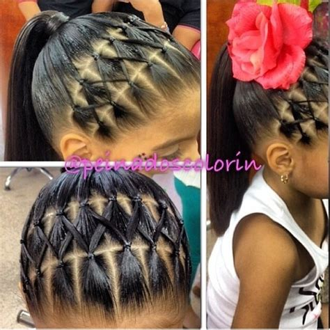 black kids ponytail hairstyles 17 super cute hairstyles for little girls kid hairstyles
