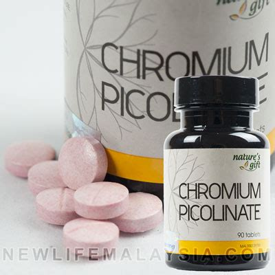 Does Chromium Detox Copper by Chromium Picolinate Newlife Malaysia