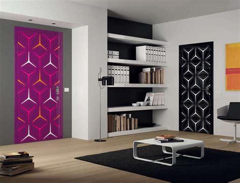 colorate interni porte colorate per interni per un tocco di stile in casa