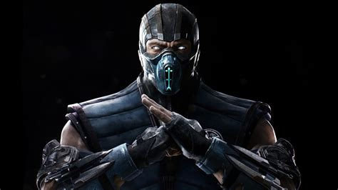 sub zero mortalkombat gamer on instagram wallpaper mortal kombat x sub zero fighting ps4 xbox