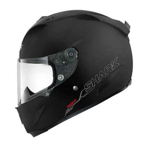 shark matte black shark race r pro helmet solid revzilla