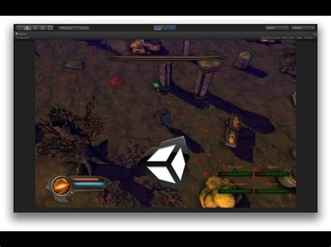unity tutorial diablo unity3d rpg tutorial diablo style session 1 click to