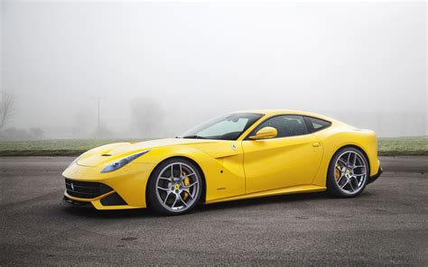 ferrari yellow wallpaper 2013 ferrari f12 berlinetta novitec wallpaper hd car