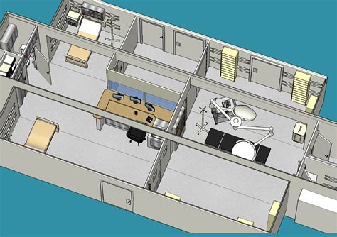 Floor Plan Designs mobile hospital surgical units mobile surgery facilities