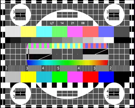 test pattern for led tv testing testing present correct