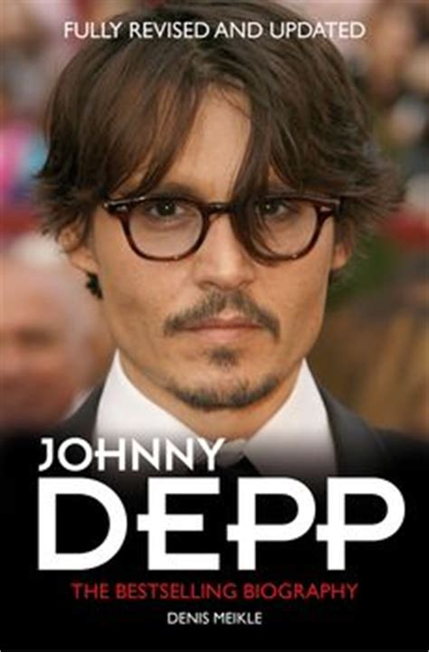biography books on johnny depp titan books and aicn wanna give you a one of five copies