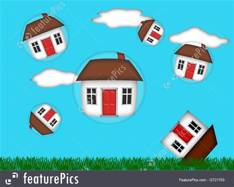 real estate housing bubble picture of real estate housing bubble burst