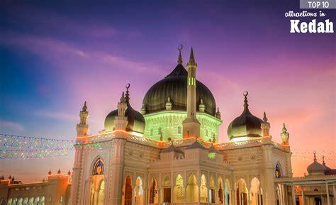 top  attractions  kedah malaysia easybook