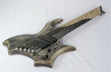 Gitar Akustik Shen Shen shen negrini guitars