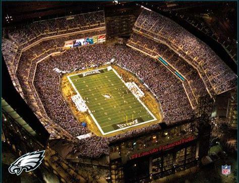 lincoln financial field bowl philadelphia eagles stadium 22x28 canvas the o jays