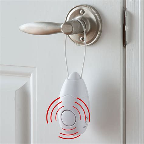 Portable Door Alarm From Sporty S Tool Shop Door Alarm For Room