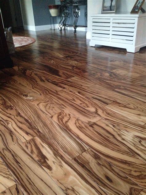 Tiger wood hardwood floors   House Ideas   Pinterest