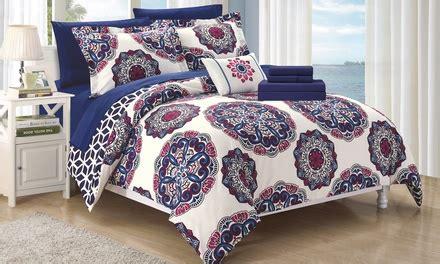 girona reversible comforter set groupon goods