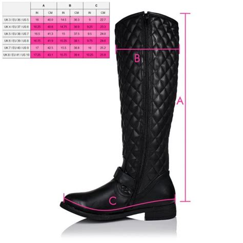 buy camilla flat buckle quilted knee high boots