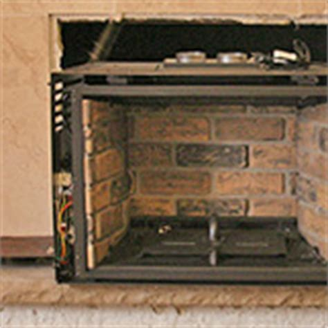 Fireplace Insert Cracked by Granby Ct Chimney Sweep Chimney Repair Certified