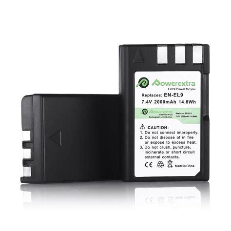 Nikon Charger Mh 23 For En El9 9a en el9 en el9a battery charger mh 23 for nikon enel9a