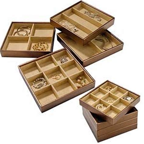 jewellery trays for drawers uk stackable 4 drawer jewelry trays co uk kitchen home