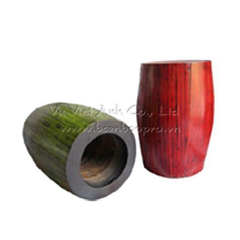 Grainy Stools by Spun Bamboo Home Decor C 244 Ng Ty Tnhh V蟀 Vi盻 Anh