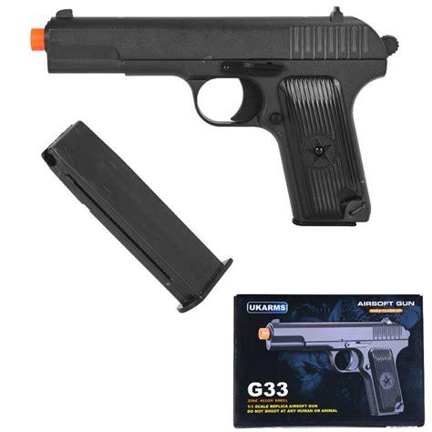 Airsoft Gun Pistol Metal g33 metal airsoft pistol gun 8