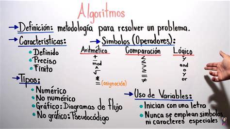 que es layout y tipos 191 qu 233 es un algoritmo definici 211 n caracter 205 sticas tipos