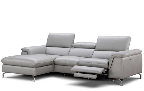 Italian Leather Recliner Sofa Italian Leather Power Recliner Sectional Sofa Nj Saveria Leather Sectionals