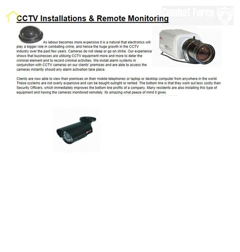 cctv quote template cctv quote template 28 images quotation letter cctv