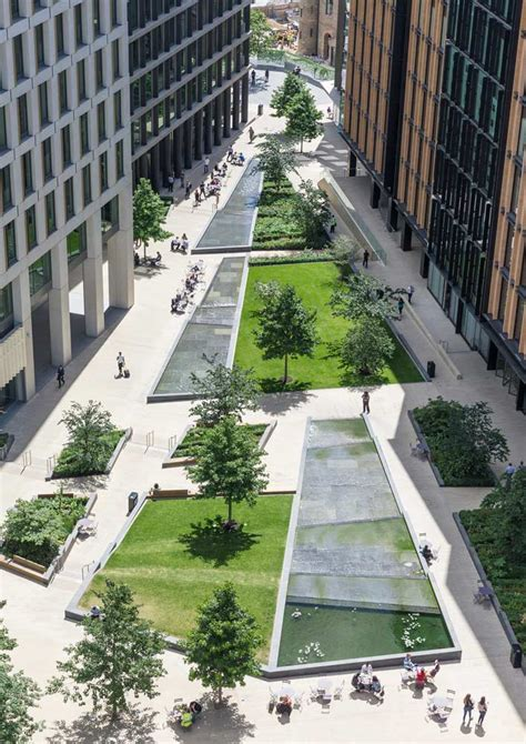 urban design idea pancras plaza kings cross london 02 copyright john