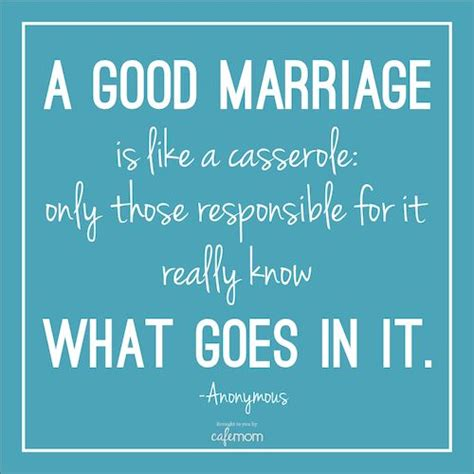 Marriage Advice Humor by Marriage Quotes Quot A Marriage Is Like A