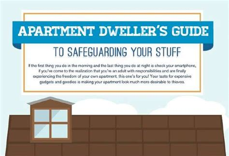 Apartment Security Burglary Barring Infographics Apartment Security