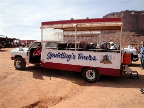 Monument Valley Jeep Tours Tour Jeep With Our Navajo Guide Eddie Picture Of