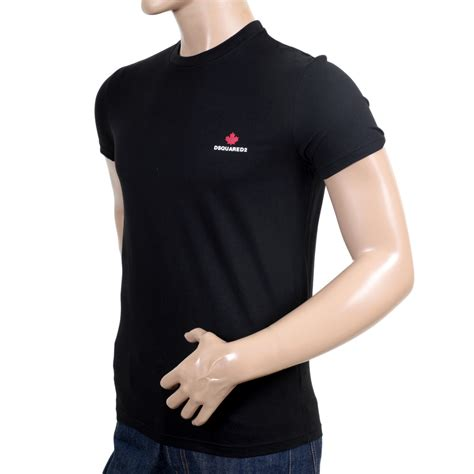 T Shirt Dsquared2 Black shop for mens regular fit black t shirt from dsquared2