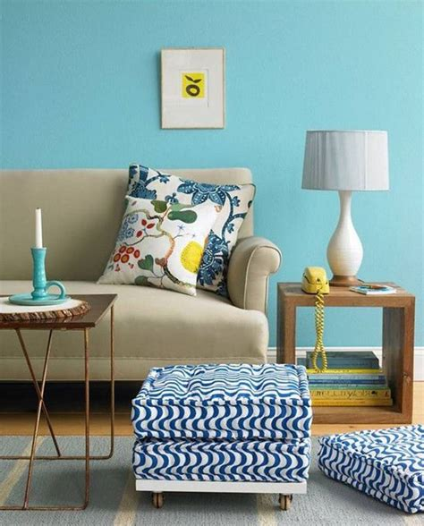 interior blue shades living room color ideas 2013