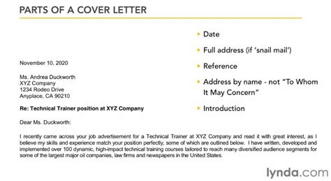 how to put together a cover letter letters resumes and letters student resources career