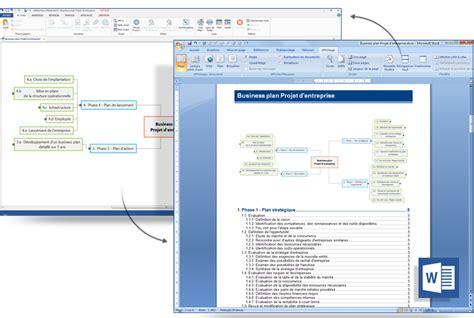 comment faire un diagramme de gantt sur mindview logiciel de mind mapping matchware mindview