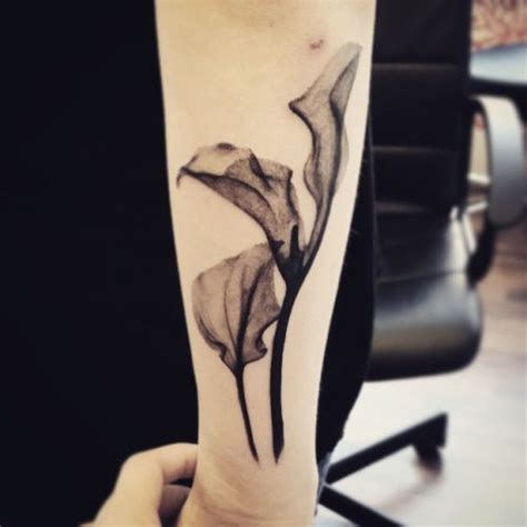 calla lilly tattoo 17 best ideas about calla tattoos on
