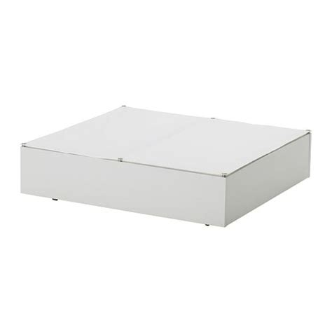 Colour Underbed Box vard 214 underbed storage box white ikea