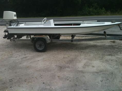 welcome to chris carson s marine service and supply in key - Archer Craft Flats Boat For Sale